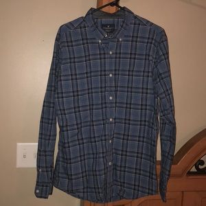 American Eagle, classic fit,large shirt men's